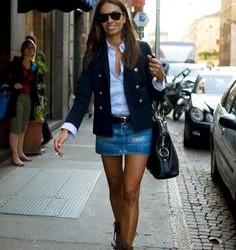 Sokak Modasında Öne Çıkan Ceket Kombinleri