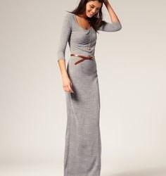 Yeni Sezon Günlük Uzun Elbise Modelleri