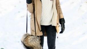 Bayan Kış Modası 2016 Kombinler