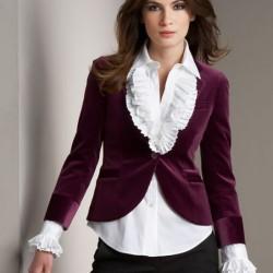 En Güzel Kadife Ceket Modelleri