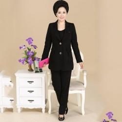 En Zarif Orta Yaş Bayan Sonbahar Giyim Modesı