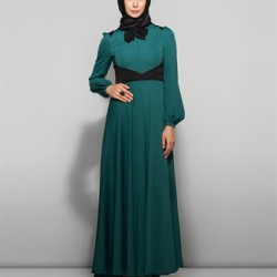 Kayra Tesettür Günlük Elbise Modelleri