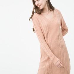 Koton Örgü Elbise Modeli