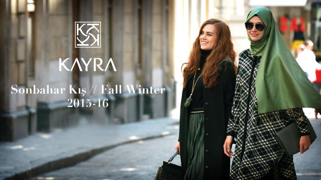Kayra Giyim 2015-2016 Kışlık Modeller