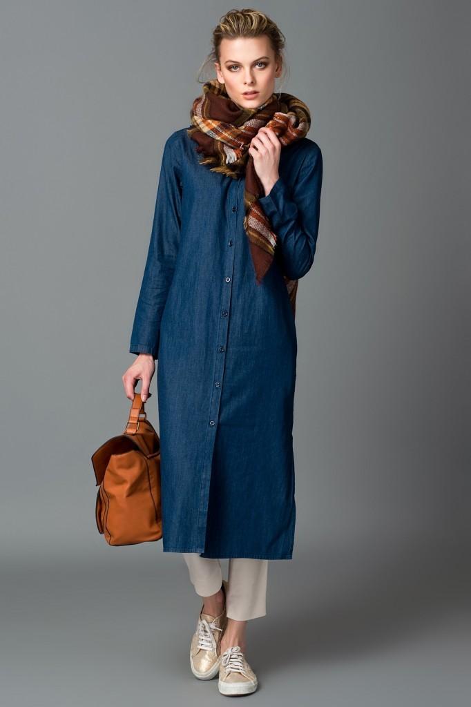Vavist Kışlık Tunik Modelleri