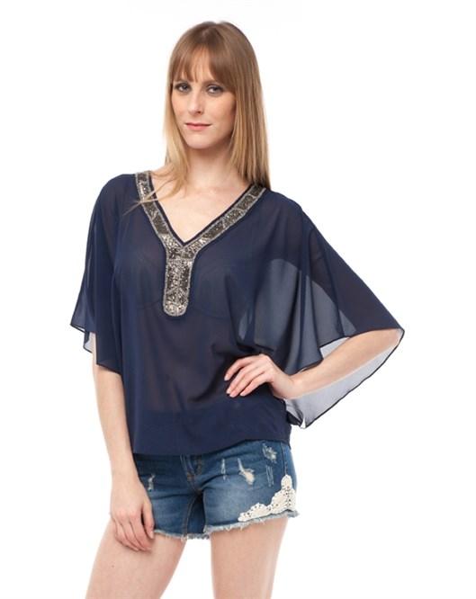 Yeni Sezon Vero Moda Şifon Bluz Modelleri