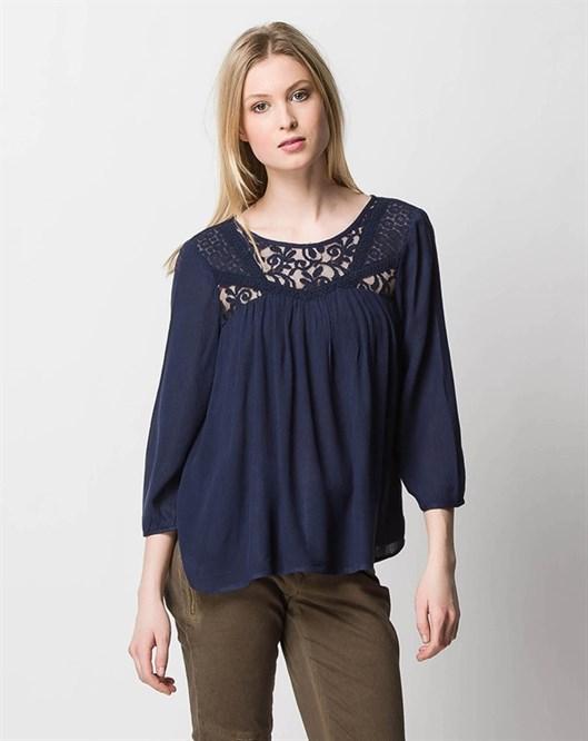 Yeni Sezon Vero Moda Dantelli Bluz Modelleri