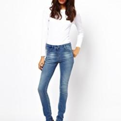 En Şık Yüksek Bel Pantolon Modelleri 2016