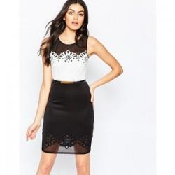 En Güzel Lazer Kesim Elbise Modelleri 2016