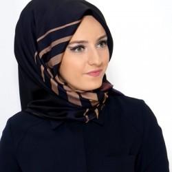 En Zarif Alvina Eşarp Modelleri