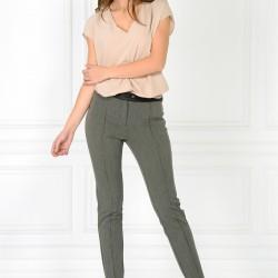 adL Bayan Nervürlü Pantolon Modeli