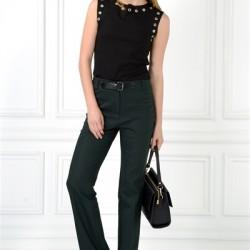 adL Kemer Detaylı Pantolon Modeli