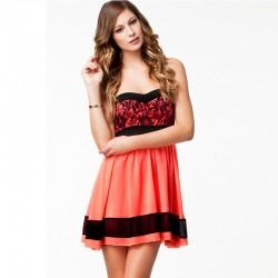 En Tarz Genç Elbise Modelleri