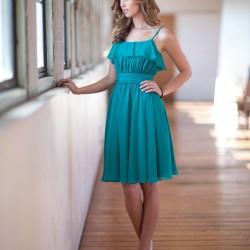 En Yeni Genç Kız Elbise Modelleri