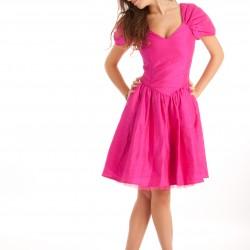 Tül Detaylı Elbise Modelleri