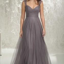 2016 Şifon Elbise Modelleri