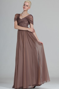 60e04d3093d74 En Tarz Şifon Elbise Modelleri 2016