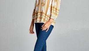 Omuzları Açık Bluz Modelleri 2016
