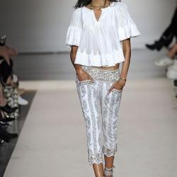 En Moda Desenli Yazlık Bayan Kapri Modelleri 2016