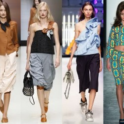 En Trend Yazlık Bayan Kapri Modelleri 2016