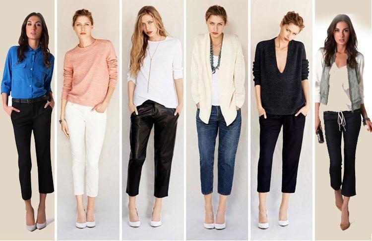 En Yeni  Yazlık Bayan Kapri Modelleri 2016