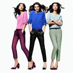 Genç Kızlar İçin Sigaret Pantolon Modelleri 2016