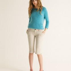 Yazlık Bayan Kapri Modelleri 2016