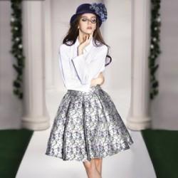 En Şık Jakar Etek Modelleri 2016