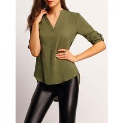 En Güzel Asker Yeşili Tişört Modelleri 2016