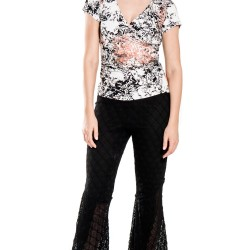 Siyah Pantolon Modelleri 2016