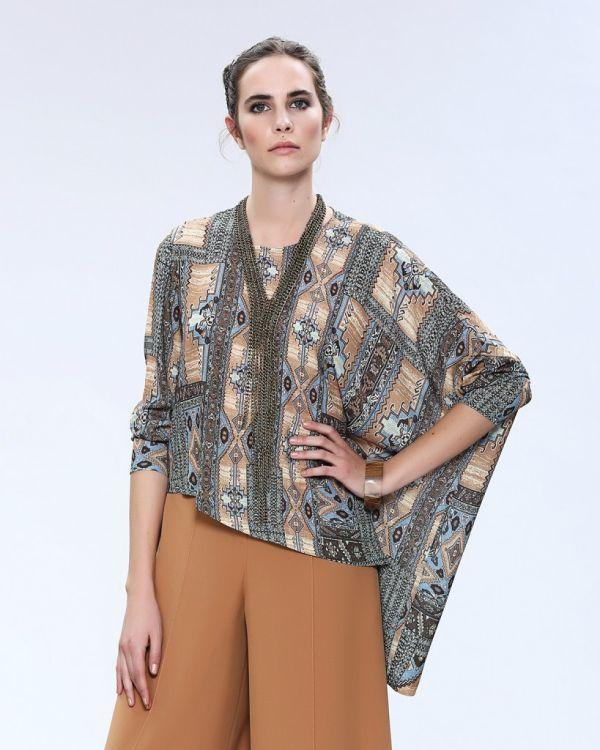 Yarasa Kol Seçil Store Bluz Modelleri 2016