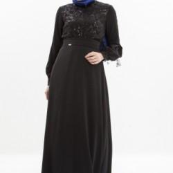 Yeni Sezon Armine Tesettür Elbise Modelleri 2016