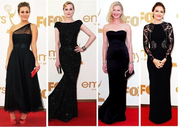 Ünlülerin Tercihleri En Şık Siyah Elbise Modelleri