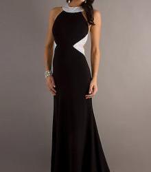 En Güzel Bayanlar İçin En Zarif Siyah Abiye Modelleri