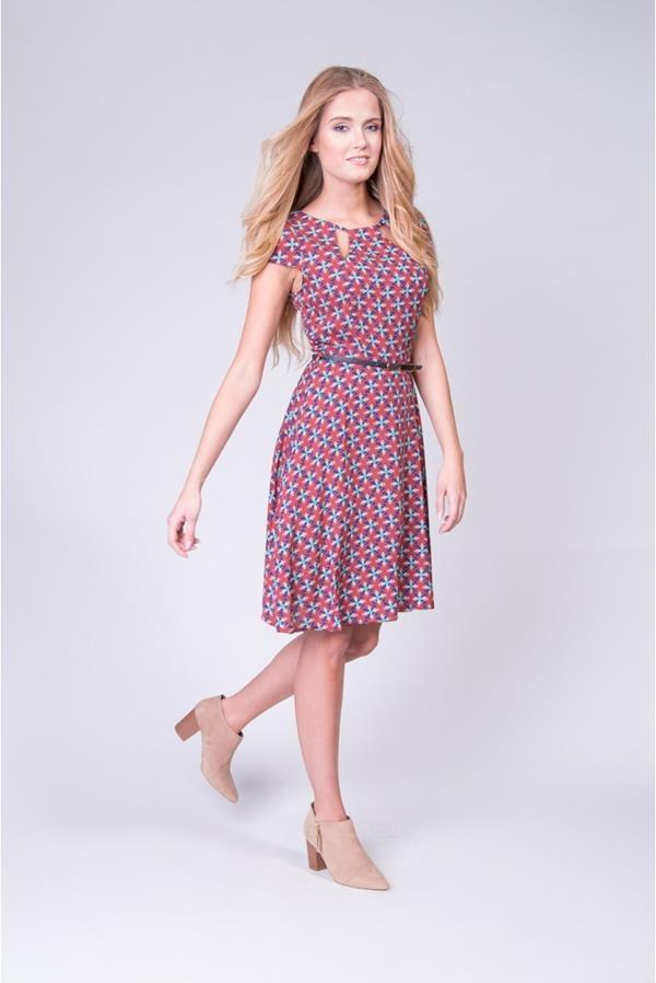 538276084c16c En Güzel Günlük Elbise Modelleri 2016