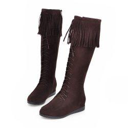 Yeni Sezon ve Çok Güzel Püsküllü Çizme Modelleri