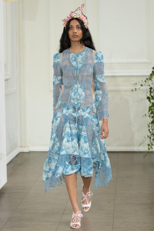 Türk Esintilerin Rüzgarı Londra Moda Haftasına Damgasını Vurdu
