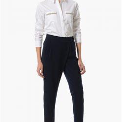 Cep Detaylı Çok Şık NetWork Bayan Gömlek Modelleri