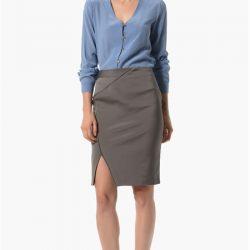 Yaka Detaylı Çok Güzel NetWork Bayan Gömlek Modelleri