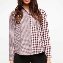 En Yeni Ve Şık DeFacto Bayan Gömlek Modeli