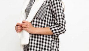 Kareli ve Çok Hoş DeFacto Gömlek Modeli