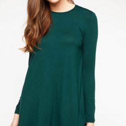 En Güzel Defacto Bayan Uzun Tunik Modelleri