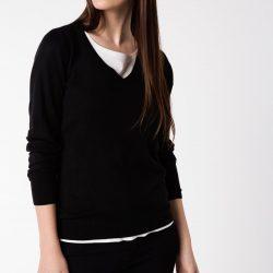 Siyah Renkte DeFacto Kazak Modelleri