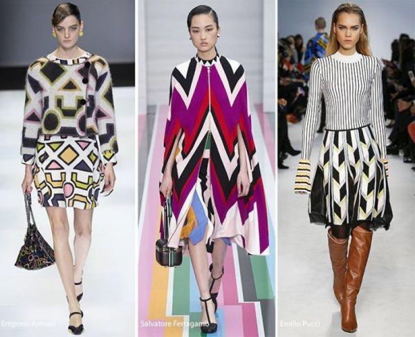2017 Modasında Desenli Elbiseler Öne Çıkmakta