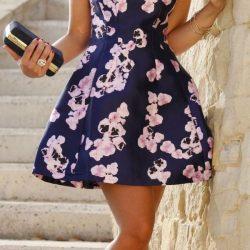 En Yeni Kloş Elbise Modelleri 2017