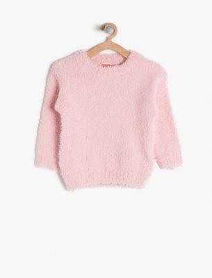Yeni Sezon Kışlık Koton Bebek Elbise Modelleri