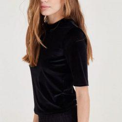 Oxxo Marka En Yeni Kadife Bluz Modelleri