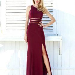En İddialı Yırtmaçlı Seçil Store Abiye Elbise Modelleri