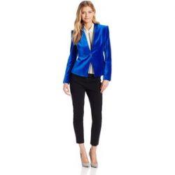 Mavş Renkli Oldukça Zarif Bayan Kadife Ceket Modelleri