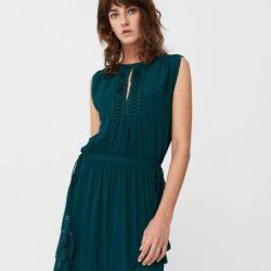 En Yeni Mango Elbise Modelleri 2016/ 2017